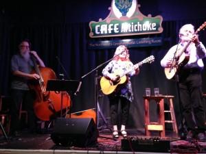 At Artichoke Music, Portland, OR